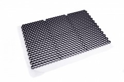 Grindmatten Aslon Split-/grindplaten PRO Zwart