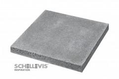 Schellevis Grootformaat Tegels gewapend grijs