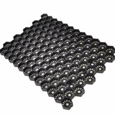 Grindmatten Aslon Split-/grindplaten Zwart